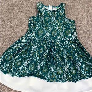 Size 6 girls Holiday Christmas dress